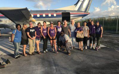 Baark! Hurricane Dorian Relief Efforts